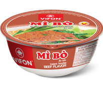 Instant Noodles With Beef Flavor 75g