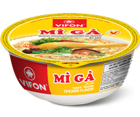 Instant Noodles With Chicken Flavor 75g