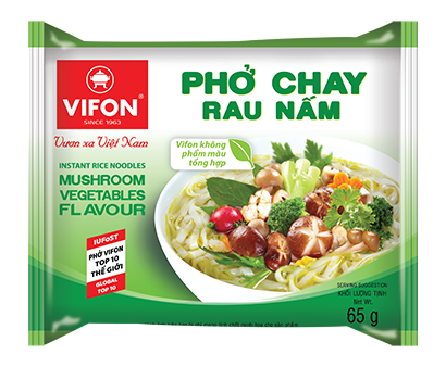 Phở Chay 65g