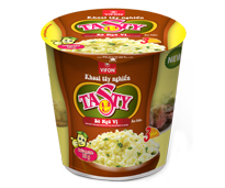 Tasty Instant Mashed Potato Five Spices Beef Flavor 30g