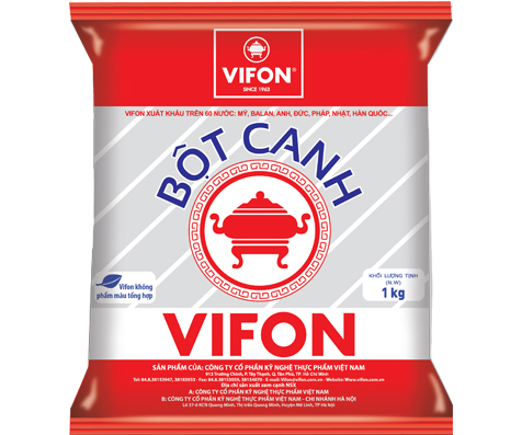 Bột Canh 14% 1Kg