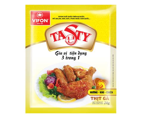 Bột Gia Vị Tasty Gà 28g
