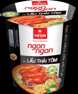 3D Mi Ly Ngon Ngon - Lau Thai Tom
