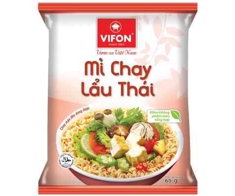Mì Chay Lẩu Thái 65g