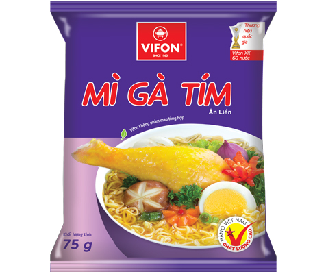 Chicken Noodles 75g